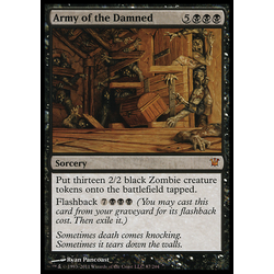 Magic löskort: Innistrad: Army of the Damned