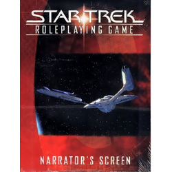 Star Trek RPG: Narrator's Screen