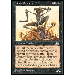 Magic löskort: Weatherlight: Bone Dancer