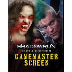 Shadowrun: GM Screen