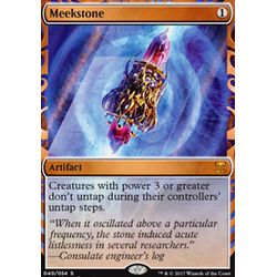 Magic löskort: Kaladesh Inventions: Meekstone