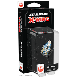 Star Wars X-Wing: RZ-1 A-Wing