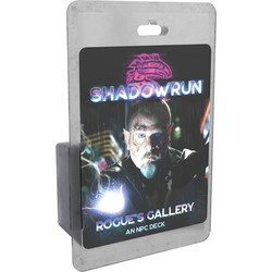 Shadowrun: Rogues Gallery - An NPC Deck