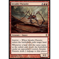 Magic löskort: New Phyrexia: Invader Parasite