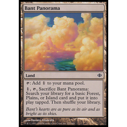 Magic löskort: Shards of Alara Bant Panorama