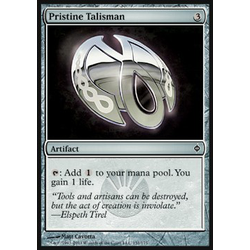 Magic löskort: New Phyrexia: Pristine Talisman