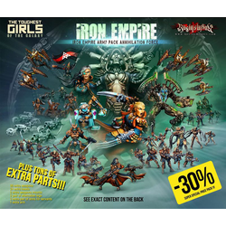 Iron Empires: Army Pack Annihilation Force