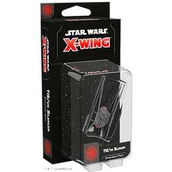 Star Wars X-Wing: TIE/vn Silencer