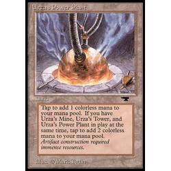 Magic löskort: Antiquities: Urza's Power Plant (V.4)