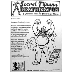 Secret Tijuana Deathmatch