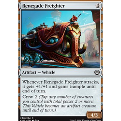 Magic löskort: Kaladesh: Renegade Freighter