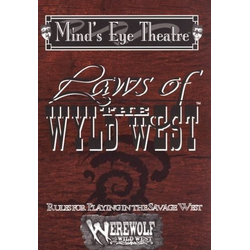 Mind's Eye Theatre: Laws of the Wyld West