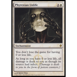 Magic löskort: New Phyrexia: Phyrexian Unlife