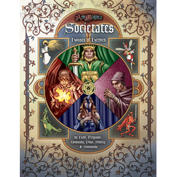 Ars Magica 5th ed: Houses of Hermes - Societates
