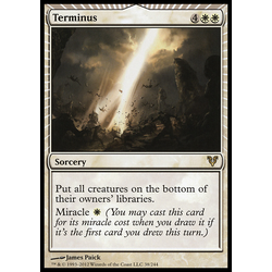 Magic löskort: Avacyn Restored: Terminus