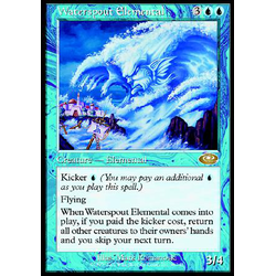 Magic löskort: Planeshift: Waterspout Elemental