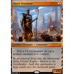 Magic löskort: Kaladesh Inventions: Steel Overseer