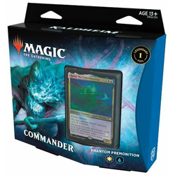 Magic The Gathering: Kaldheim Commander Deck Phantom Premonition