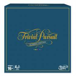 Trivial Pursuit: Classic (sv. regler)