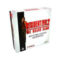 Resident Evil 2: The Board Game – Survival Horror