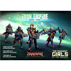 Iron Empires: Reapers - Troops