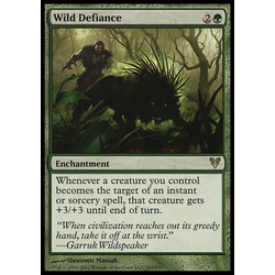 Magic löskort: Avacyn Restored: Wild Defiance