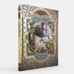 Ars Magica 5th ed: Legends of Hermes