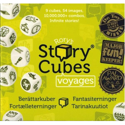 Rory's Story Cubes: Voyages (2v. regler)
