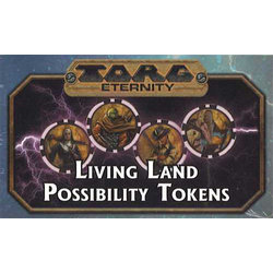 Torg Eternity: Living Land Possibility Tokens