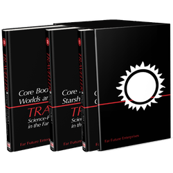 Traveller5: Core Rules (slipcase)