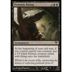 Magic löskort: Avacyn Restored: Demonic Rising