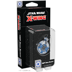 Star Wars X-Wing: HMP Droid Gunship