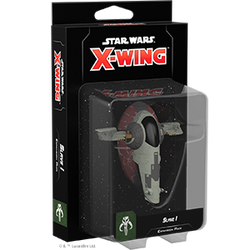 Star Wars X-Wing: Slave 1 (2nd ed)