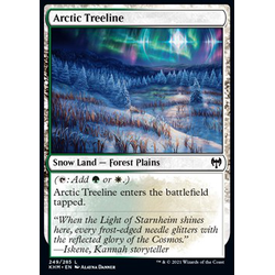 Magic löskort: Kaldheim: Arctic Treeline
