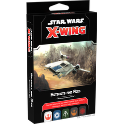 Star Wars X-Wing: Hotshots and Aces
