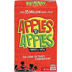 Apples to Apples Party box (eng. regler)