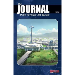 Traveller 4th ed: Journal of the Travellers Aid Society - Vol. 2