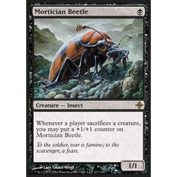 Magic löskort: Rise of the Eldrazi: Mortician Beetle
