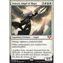 Magic löskort: Angels: Avacyn, Angel of Hope