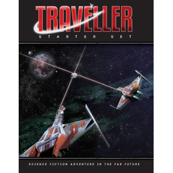Traveller 4th ed: Starter Set