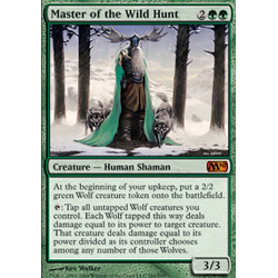 Magic löskort: Magic 2010: Master of the Wild Hunt