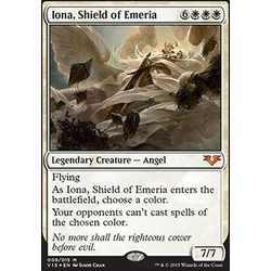 Magic löskort: Angels: Iona, Shield of Emeria