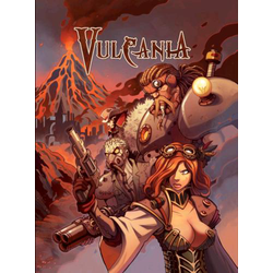 Vulcania RPG: Core Rulebook