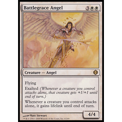 Magic löskort: Shards of Alara: Battlegrace Angel