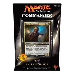 Magic The Gathering: Commander Deck 2015 Call the Spirits
