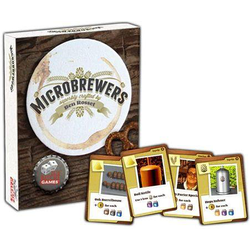 Microbrewers - The Brewcrafters Travel Card Game