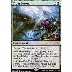 Magic löskort: Battle for Zendikar: From Beyond