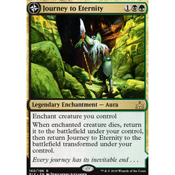 Magic löskort: Rivals of Ixalan: Journey to Eternity