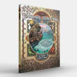 Ars Magica 5th ed: Mythic Europe