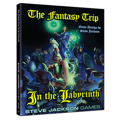 The Fantasy Trip: In The Labyrinth RPG